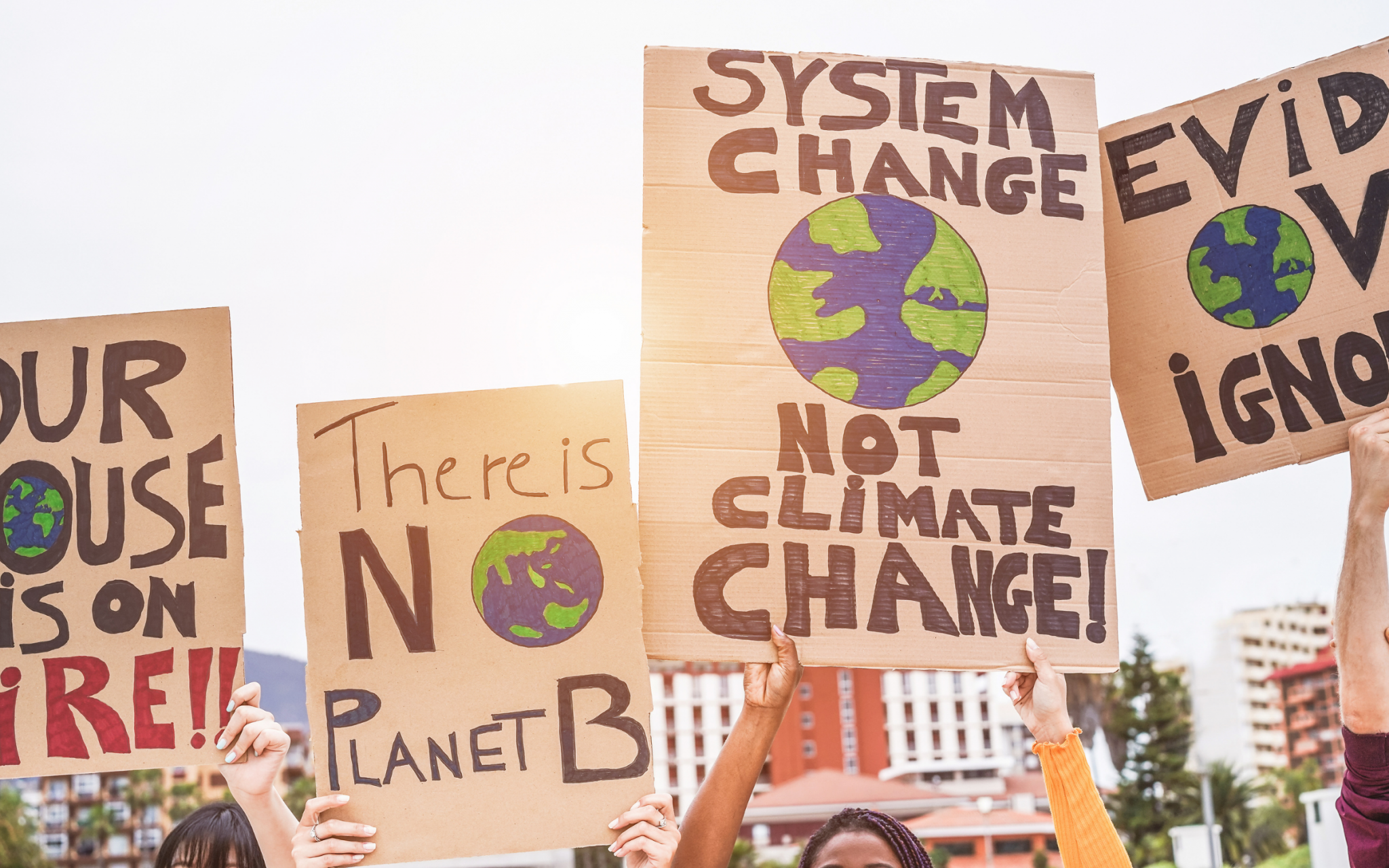 Protesting climate change 2048x1280