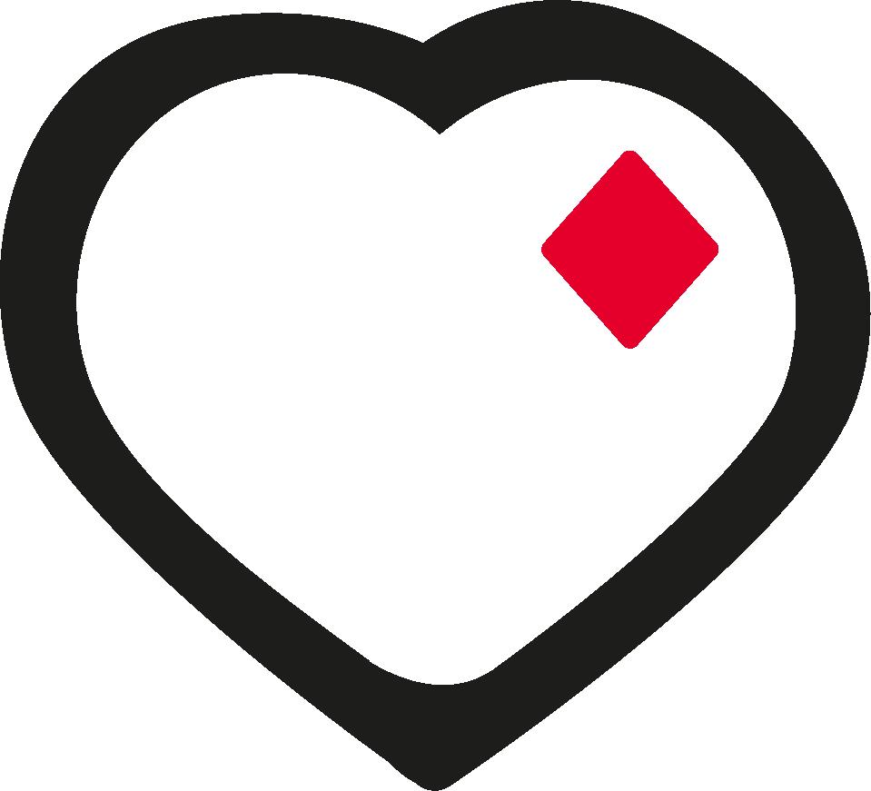 Send A Cow Icon Heart