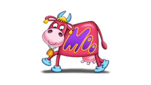 Moo Music Logo Icon