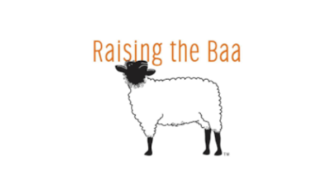 Raising the Baa Logo Icon