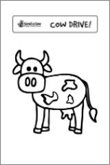 Cow drive