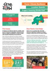 Greening Girinka East project summary