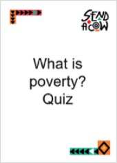 What is poverty 1