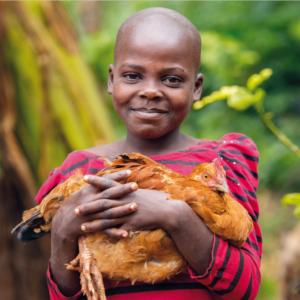Edith, Uganda