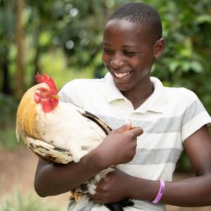 George, Uganda