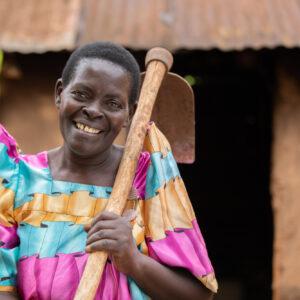Margret, Uganda