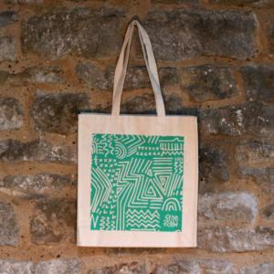 Spirited Canvas Bag