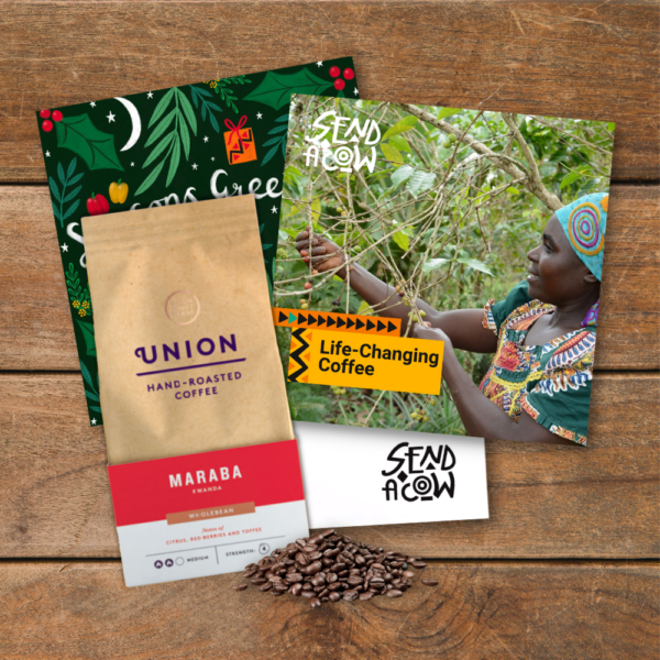 Life Changing coffee with Union beans