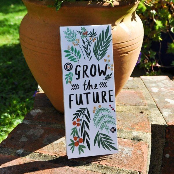 Grow shopping pad
