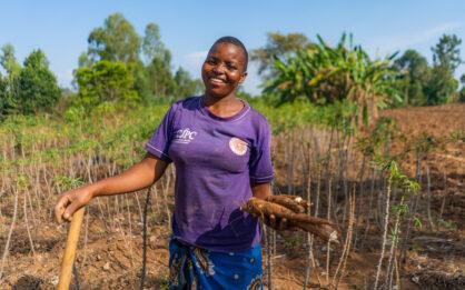 Caroline Women of Migouri Project Kenya