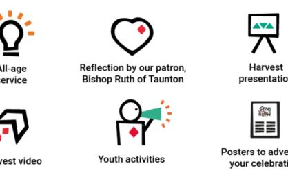 Church Harvest Resources 2021