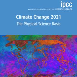 Thumbnail of the IPCC report