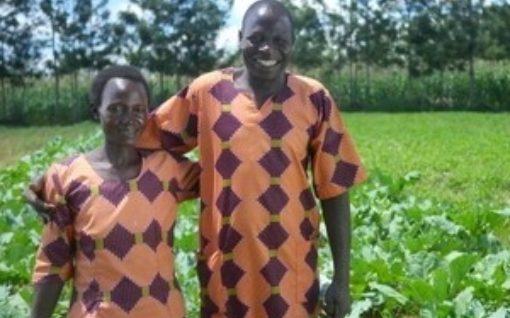 Francis Omonya Jakaiti and Josephine Nasambu 2