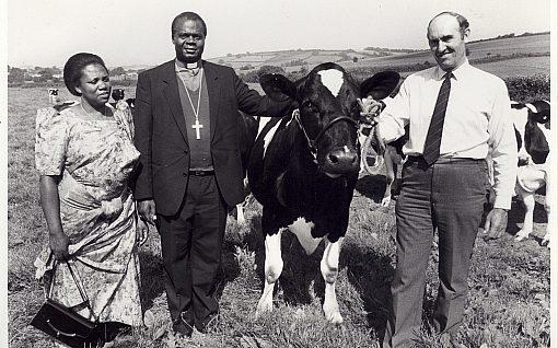 Gerald Alford and Bishop