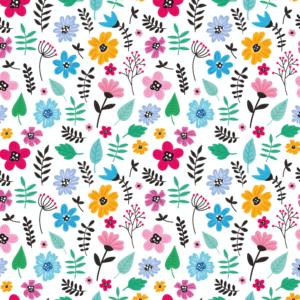 Card G Flowers
